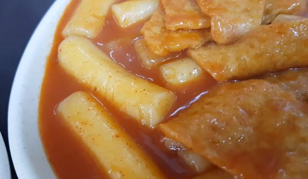 강남 떡볶이 맛집 세 군데 털기