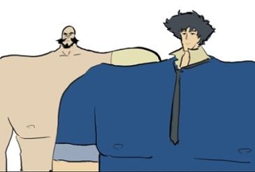 남자라면 어깨가 넓어야