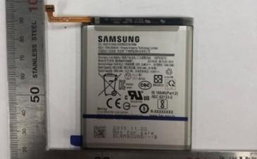 삼성 갤럭시 A41은 3,500mAh 배터리를 사용합니다