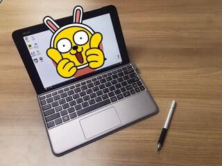 다음학기 대비 투인원 태블릿PC 구매함
