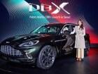 애스턴마틴 DBX 국내출시, 하이엔드 SUV 시장의 새로운 강자