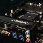 가장 저렴하게 구입할 수 있는 X570 메인보드, BIOSTAR RACING X570GT - 이엠텍