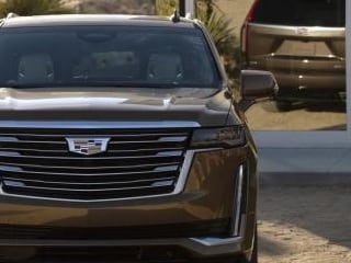 캐딜락, 초대형 SUV 에스컬레이드 공개..가격은 9045만원