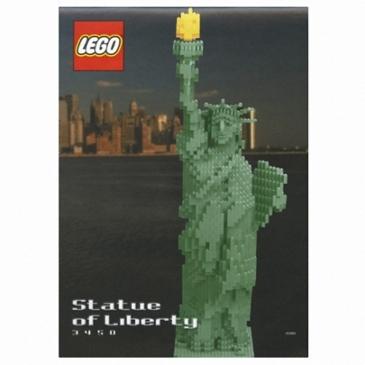 2,008,600원 내린 레고 크리에이터 자유의 여신상 (3450) (해외구매) [급락뉴스]