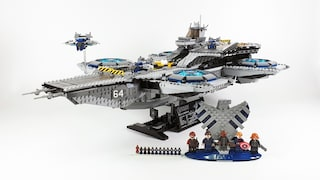 [레고 76042] 헬리캐리어(The SHIELD Helicarrier)
