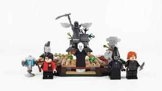 [레고 75965] 볼드모트의 등장(The Rise of Voldemort)