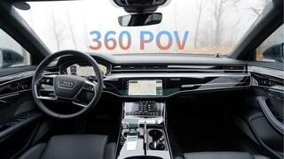 [360 POV] 더 뉴 아우디 A8 L 55 TFSI 콰트로