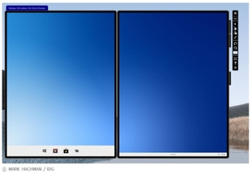 윈도우 10X 체험기 : 가볍고 세련된 듀얼 스크린 OS