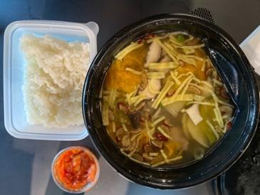 효종갱 국밥 퀄리티 대박이네요