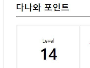 14LEVEL 성공!! 축하해 주세요^^