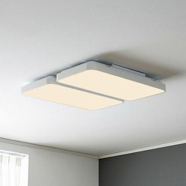 어제보다 40,480원 싸진 한샘 라이팅 LED 뉴 브릭스 스마트 거실등 중 150W(직접설치)