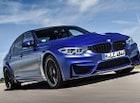 BMW 신형 M3 2020년 공개. M3 최초로 4WD 적용될까?