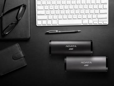 ADATA, USB 3.2 타입-C 신형 외장 SSD SE760 공개