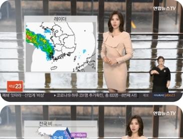 전국 비..충청·남부 '최고 80mm' 강원산간 40cm 대설