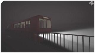 한번 가면 되돌아올 수 없는 어느 기차역의 비밀  공포 게임 스토리 정리