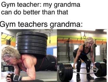 회원님, 이정도는 우리 할머니도 해요.