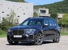 [영상시승] BMW X패밀리의 최고봉, X7 M50d