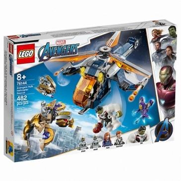 레고 마블 슈퍼히어로 헐크 헬리콥터 낙하 (76144)(정품) 83,880원 -> 69,990원(무료배송)