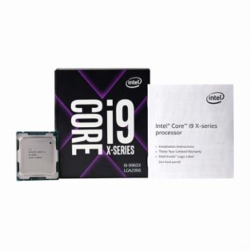 인터파크 인텔 코어X-시리즈 i9-9960X (스카이레이크)(정품) (1,380,000/2,500원)