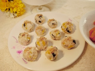 청정원 고소한마요네즈로 만들어본 참치마요주먹밥