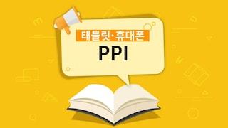 PPI(pixel per inch)란? [용어설명]
