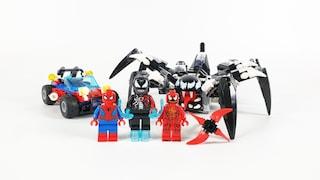 [레고 76163] 스파이더맨 베놈 크롤러(Venom Crawler)