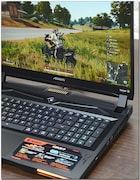 기계식 키보드 탑재한 하이엔드 게이밍 노트북, 기가바이트 AORUS 17 SA i7