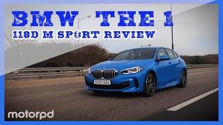 BMW의 새로운 원투 펀치! 신형 1시리즈 118d M 스포츠 리뷰
