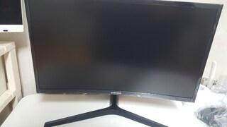 삼성 모니터 C24RG50