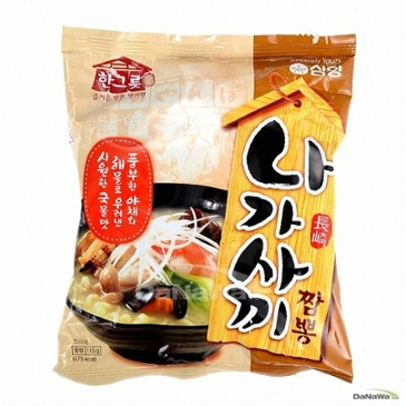 착한 가격 발견/공유함. 삼양식품 나가사끼 짬뽕 115g(40개)