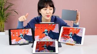 트랙패드 제스처 팁 I 프로만 되냐? 모든 아이패드를 맥북처럼 써보기 (iPadOS 13.4)