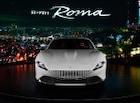 [영상] 페라리 로마, 페라리 최초의 8기통 GT