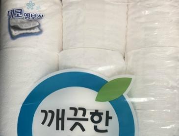 깨끗한나라 순수 40m (30롤) (1팩)