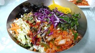 [행복분식] 봄이 되었습니다. 비빔밥+비빔국수 어떠세요???