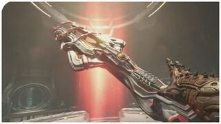 X나 큰 총의 새로운 버전  둠 이터널 신무기 (반전주의)