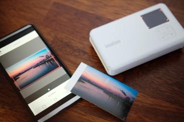 디지털 카메라 여행, 일상 기록 포토 프린터 - 이메이션(imation) 즉석카메라 포토프린터 CU-T C210 리뷰