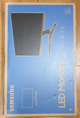 삼성모니터 신제품 - S27R350 후기입니다