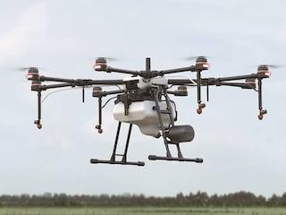 농업용 드론의 아이콘으로 떠오르는 DJI MG-1P