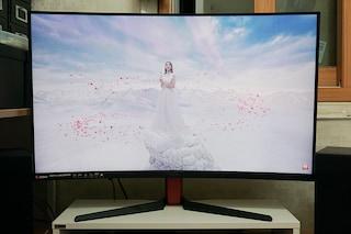 가격 경쟁력 최상급! AMD 프리싱크 + 엔비디아 지싱크호환까지 다 되는 MSI 옵틱스 AG32CV!