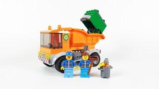 [레고 60220] 청소 트럭(Garbage Truck)