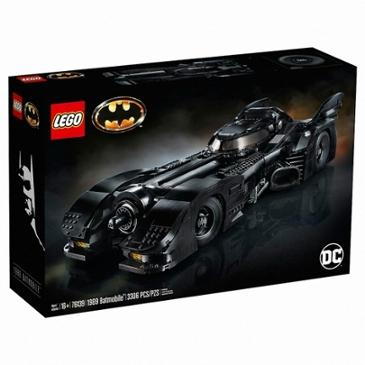레고 DC 슈퍼히어로 배트맨 1989 배트모빌 (76139)(정품) (319,900/무료배송)