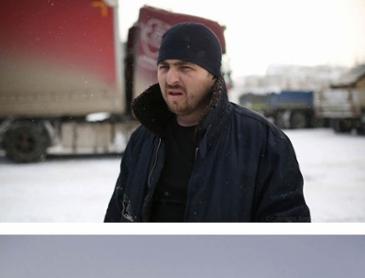 시베리아를 운전하는 트럭운전사들의 일상