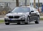 [스파이샷] BMW 5시리즈 F/L