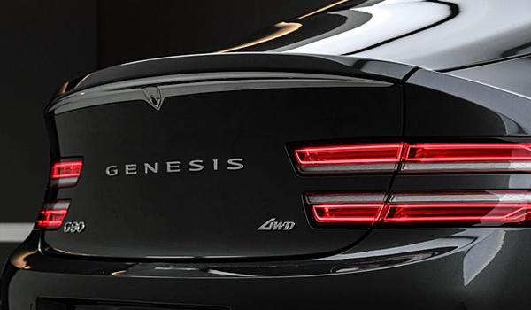 정체성을 완성한 제네시스 G80