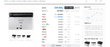 [11번가] SL-C483W 컬러레이저복합기 (215,350원/무료)