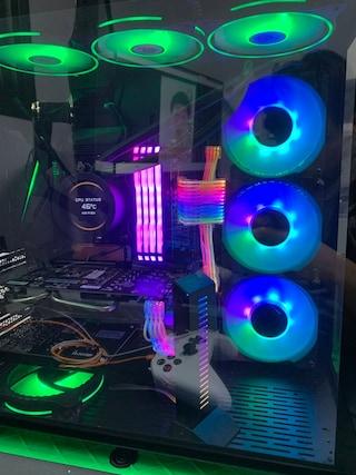 오랜만에 케이스 갈이를 해봅시다 Lian Li PC-O11 Dynamic Black!