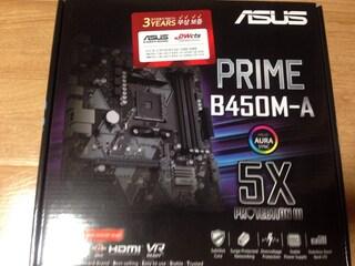 ASUS PRIME B450M-A 대원CTS
