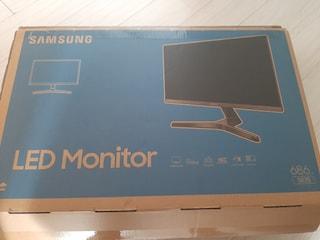 가성비 모니터 삼성모니터 S27350 제품리뷰