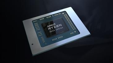 AMD, 라이젠 4000 모바일 르누아르에 LPDDR4X 메모리 적용 : 성능이 19% 향상됨