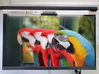 삼성모니터 삼성전자 S22R350 사용기